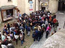 Brisago Valtravaglia - Educandato al Sacro Monte