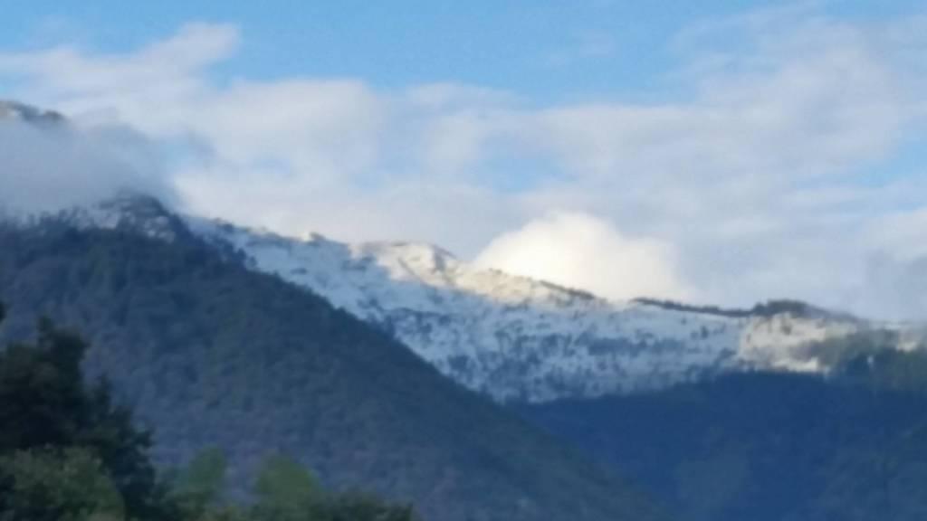 A spasso sul Monte Lema tra neve e porcini