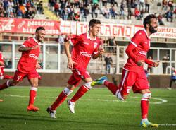 Varese - Pinerolo 2-0