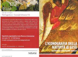 """Mostra - Convegno IRC \""""L\'iconografia della Natività tra oriente e occidente cristiani\"""" 29 - 30 ottobre"""