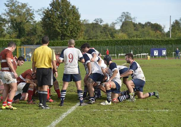 Malpensa Rugby – Rugby Varese 3-49