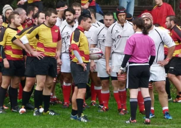 Rugby Varese – Delebio 59-0
