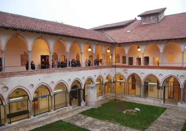 Visita guidata ai tesori e ai misteri del Monastero di Cairate