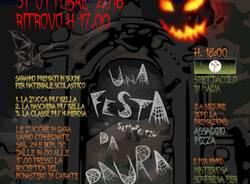 """Halloween \""""Una festa da paura\"""""""