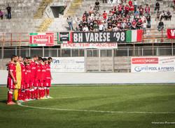 Varese - Oltrepovoghera 1-0