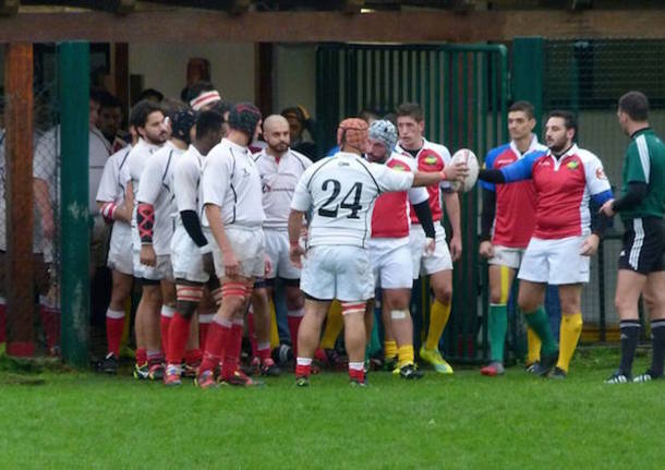 Rugby Varese – Chicken Rozzano 17-9