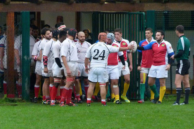 Rugby Varese - Chicken Rozzano 17-9