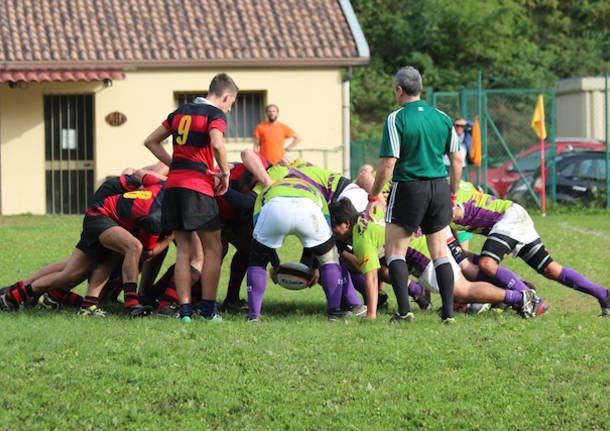 Unni Valcuvia – Rugby Voghera 13-7
