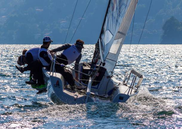 La regata International Melges 24
