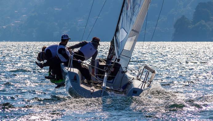 La regata International Melges 24