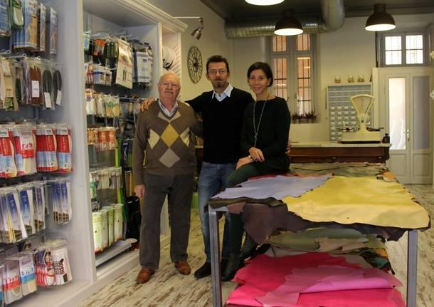 Carluccio: passato, presente e futuro dell'artigianato gallaratese