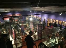 Chagall e Missoni: l'inaugurazione della mostra