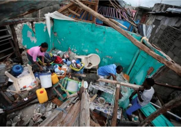 ciclone Haiti