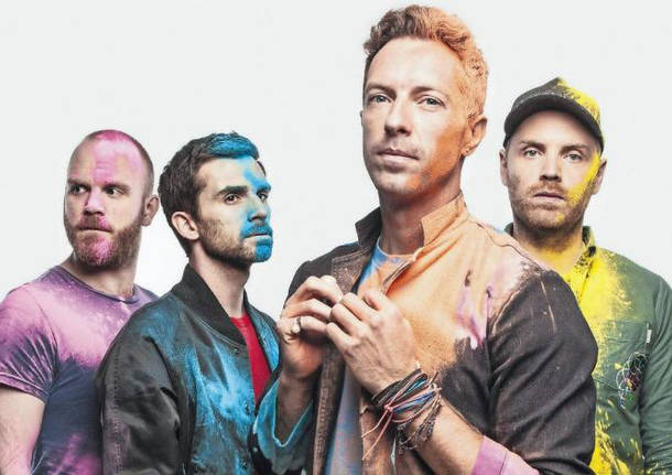 Coldplay concerto a Milano | 3 luglio 2017 | Info Prevendita e vendita biglietti
