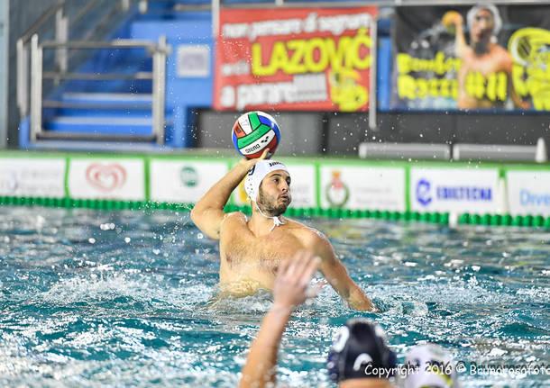 Cristiano Mirarchi pallanuoto Bpm sport management