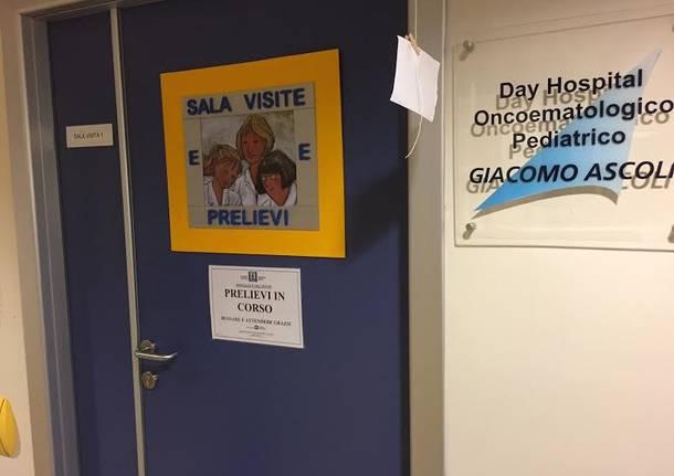 Day hospital oncoematologico pediatrico