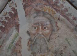 Dio Padre mostra il suo volto nella chiesa di Sant'Imerio restaurata