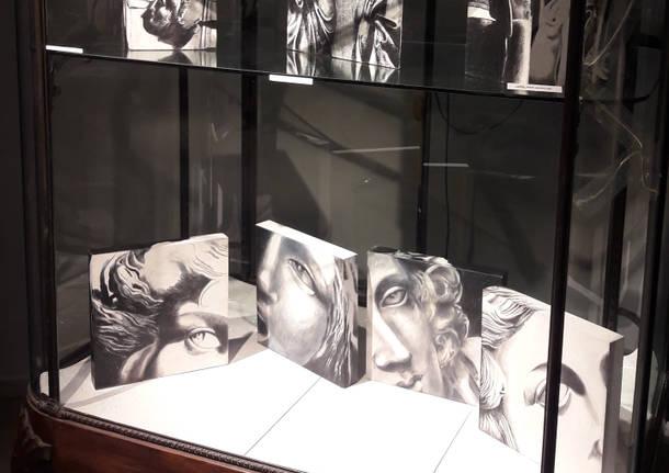 I miti e le altre storie nelle opere di Duccio Trincali