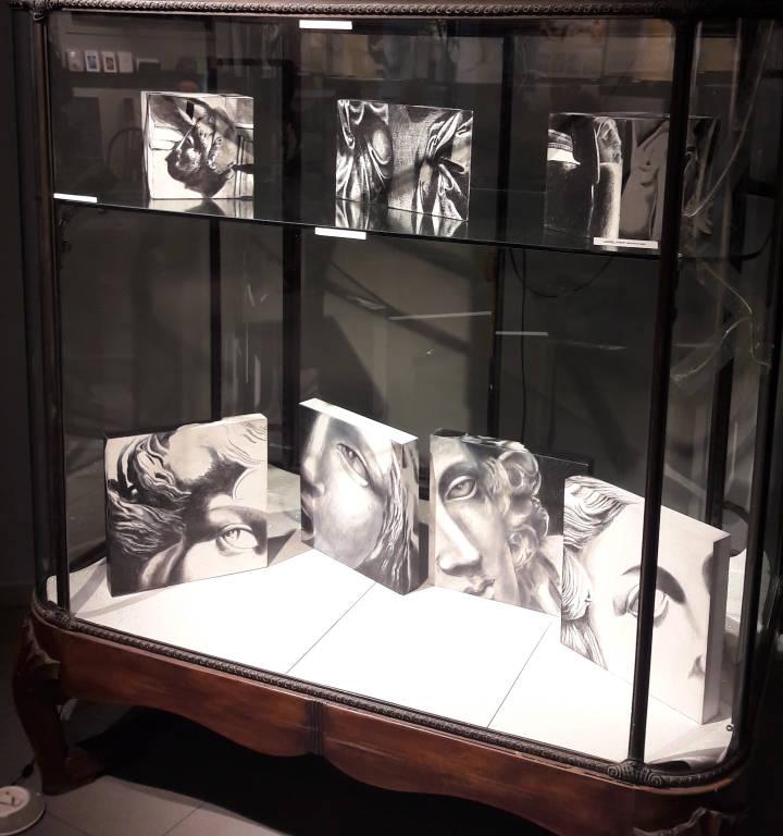 Duccio Tringali alla Galleria Borrano