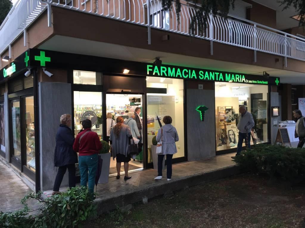Farmacia Santa Maria Varese 50 anni