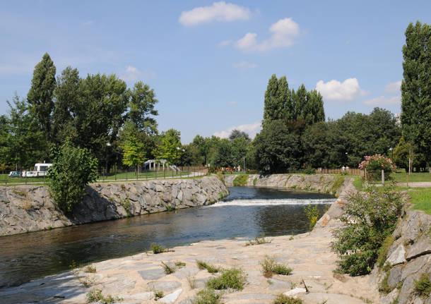 fiume Olona Legnano