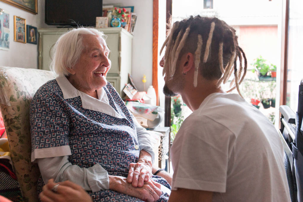 cento anni in una nonna