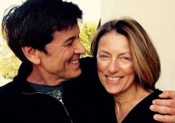 gianni morandi dedica moglie anna su facebook