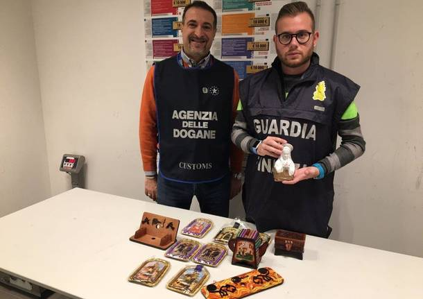 Brasiliano arrestato con 1,6 kg di cocaina