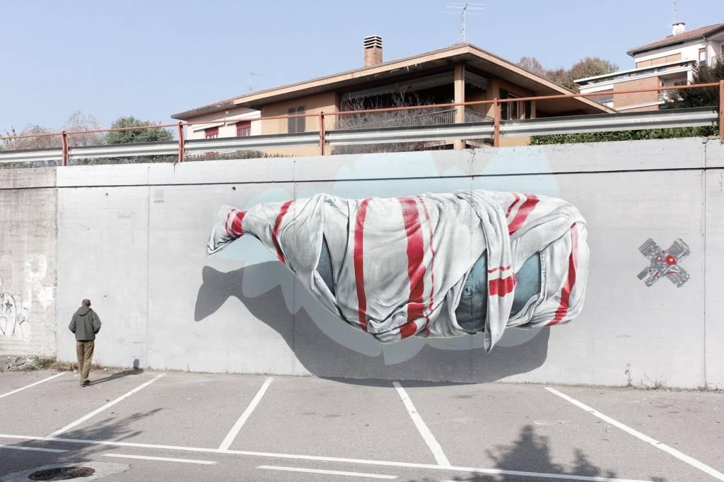 I murales della città - Urban Canvas