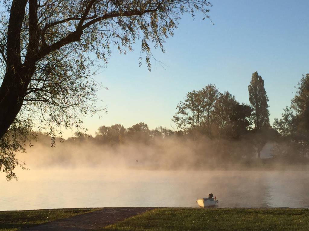 Il respiro del lago