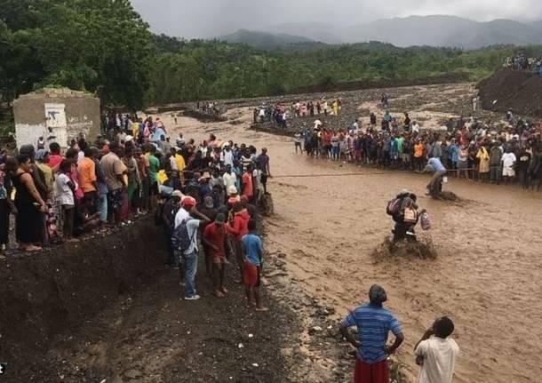 L'Uragano Matthew ad Haiti