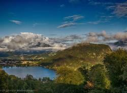 La bellezza del Ceresio in un click - foto di Roberto Garoscio