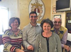 La famiglia Segafredo e i 70 anni dell'hotel Ungheria
