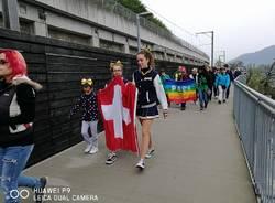 Lavena Ponte Tresa - Marcia della pace 2016