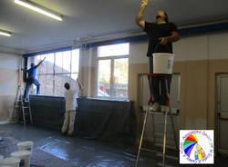 Lavori di manutenzione alla primaria di Cuasso