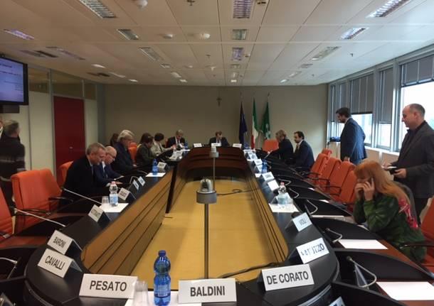 Molina Regione Lombardia Commissione Sanita
