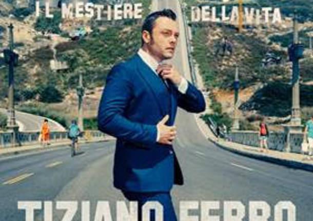 Tiziano Ferro svela la cover del nuovo album 'Il mestiere della vita'
