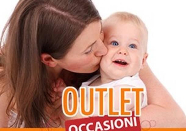 Outlet di prodotti per bambini da Nidodigrazia