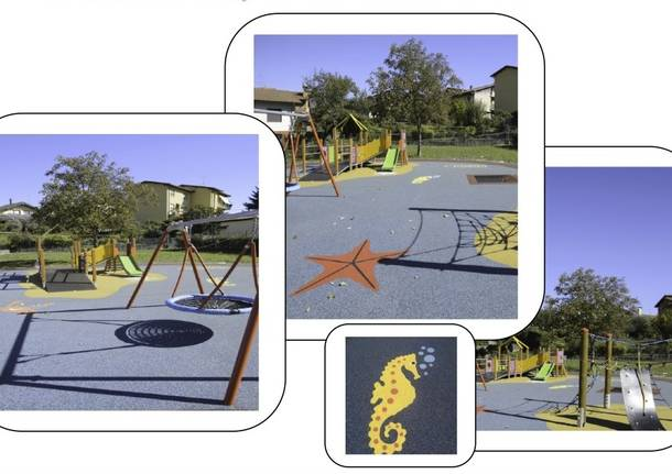parco inclusivo Besozzo inaugurazione