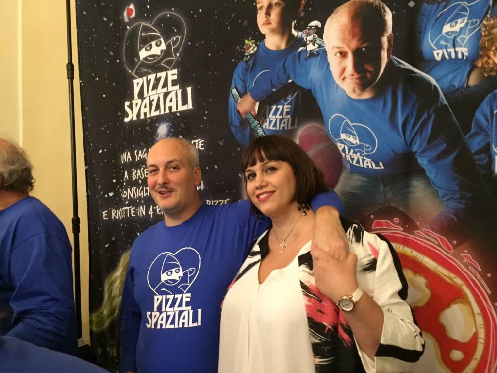 Pizze spaziali