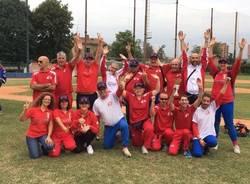 Porto Ceresio - baseball per ciechi, i valceresini