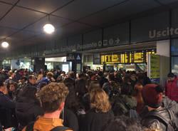 Ritardi a Milano Centrale