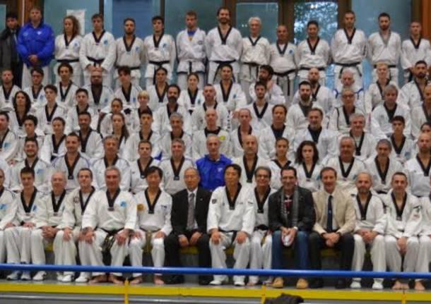 riunione taekwondo
