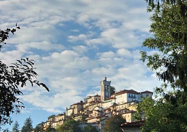 Sacro Monte da cartolina