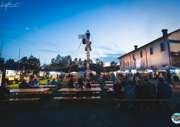 Street Food Parade al Castello di Legnano