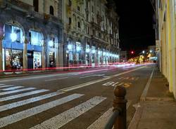 Varese by night - foto di Ulisse Piana