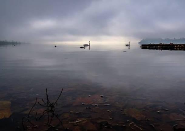 Autunno sul lago (foto di Mauro Bogni)