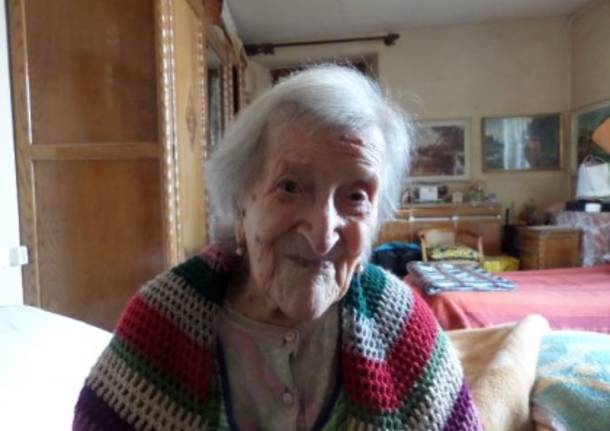 Emma Morano la donna più longeva del mondo