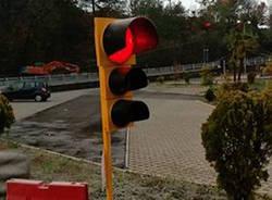 Cadegliano Viconago - lavori stradali