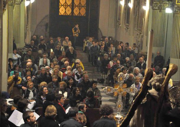 Canti popolari e religiosi al Sacro Monte